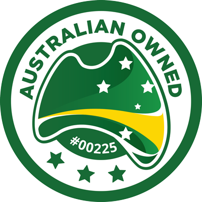 Officially Australian Owned